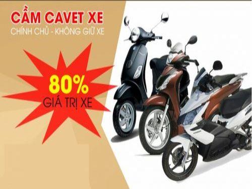 Cầm cà vẹt lên đến 80% giá trị xe tại Song Hùng